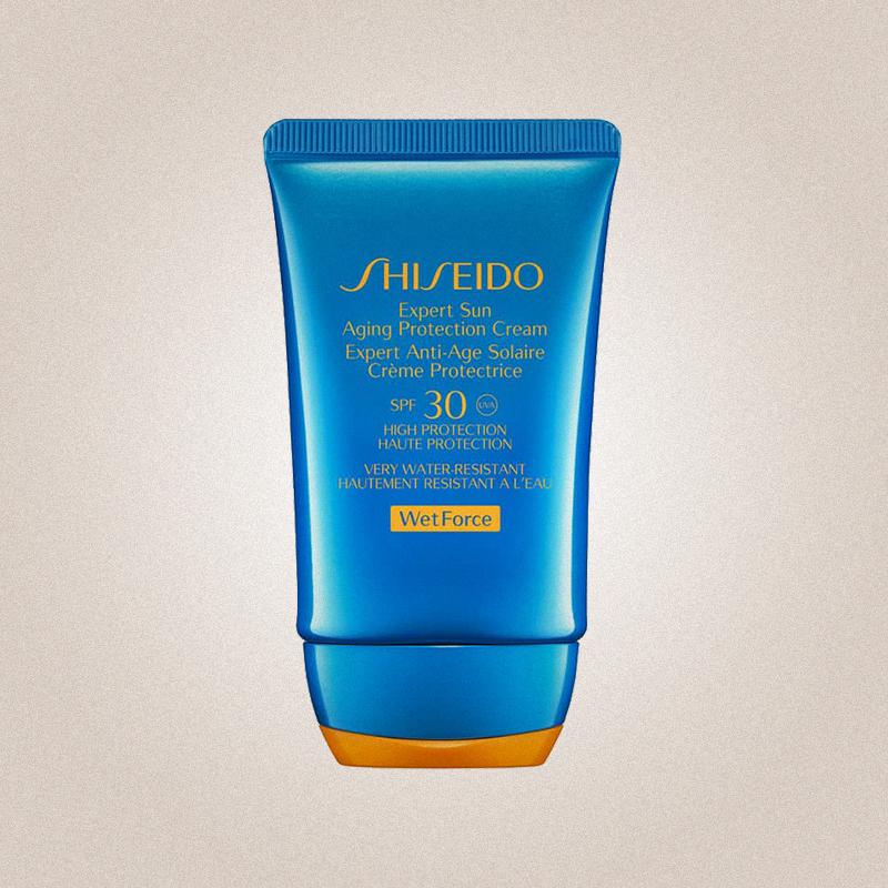 SHISEIDO expert sun protection cream SPF30
