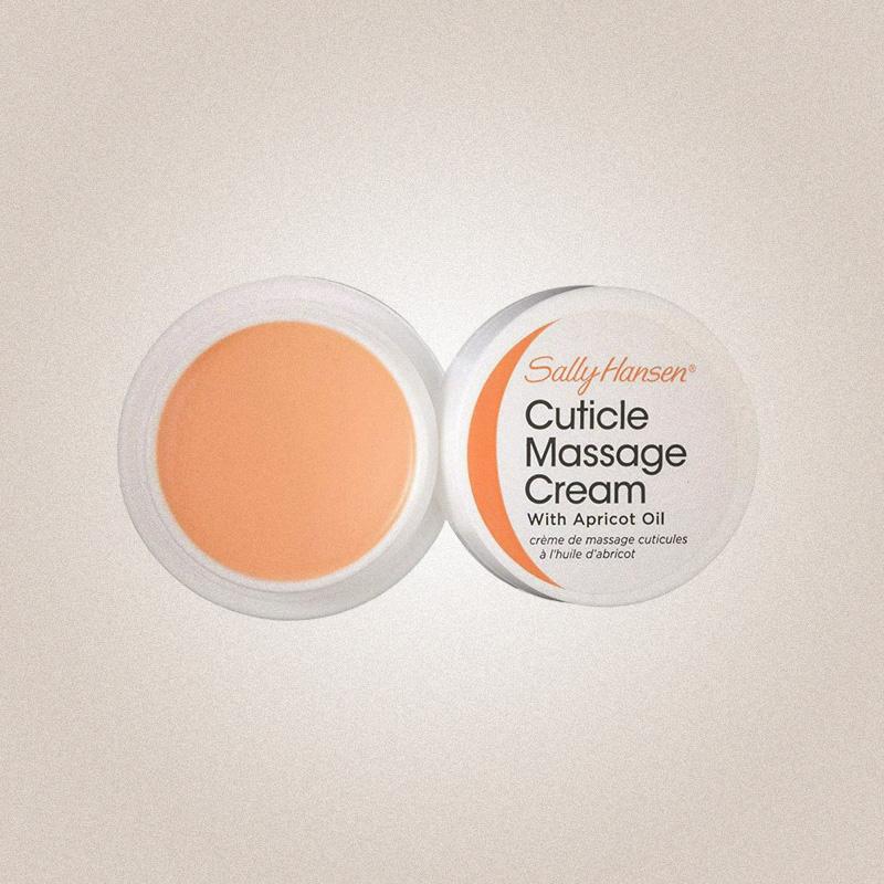 Крем для увлажнения кутикулы Cuticle Massage Cream, Sally Hansen