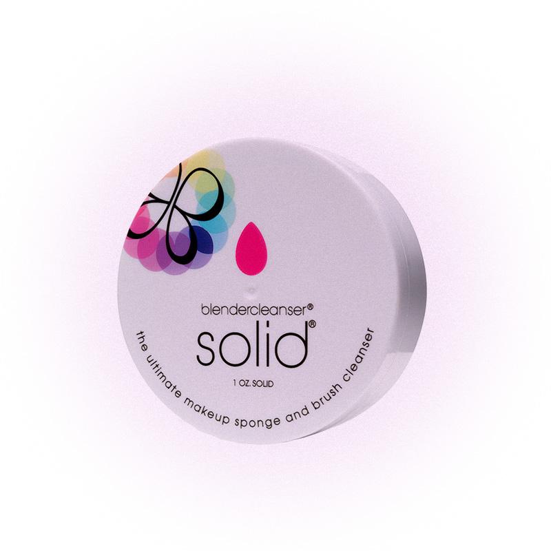 Solid Blender cleanser, Beauty Blender