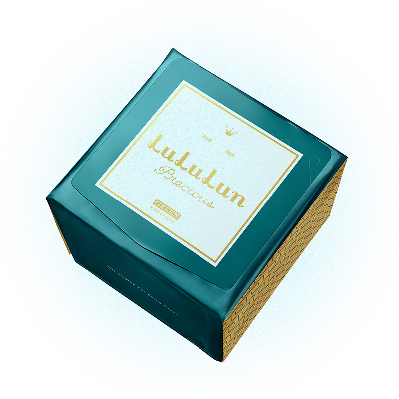 Маска для лица антивозрастная LuLuLun Face Mask Precious Green