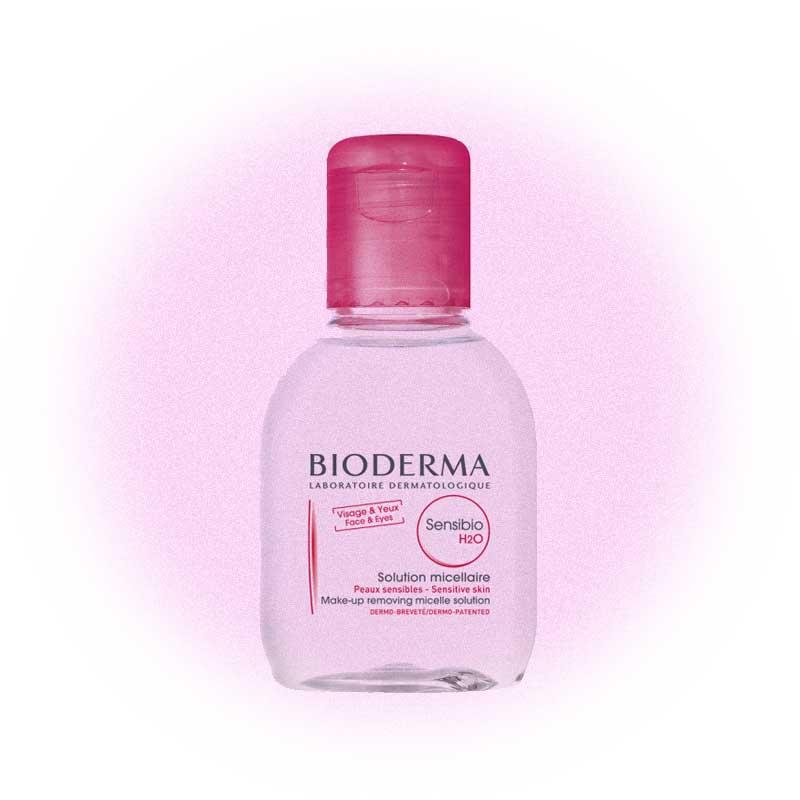 Мицеллярная вода для чувствительной кожи Sensibio H2O, Bioderma