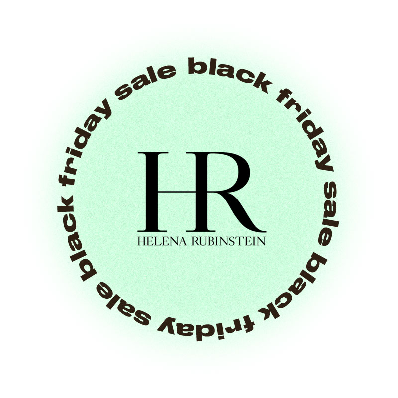 Черная пятница Helena Rubinstein