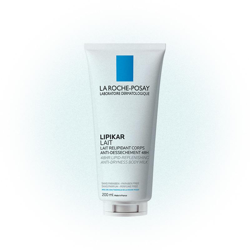 Молочко для сухой и очень сухой кожи младенцев, детей и взрослых Lipikar Lait, La Roche-Posay