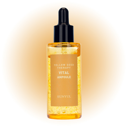 Сыворотка Yellow Seed Therapy Vital Ampoule, Eunyul