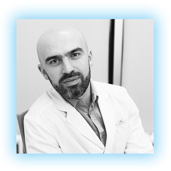 Кахабер Катамадзе, травматолог-ортопед клиники «Чайка» и «Константа»
