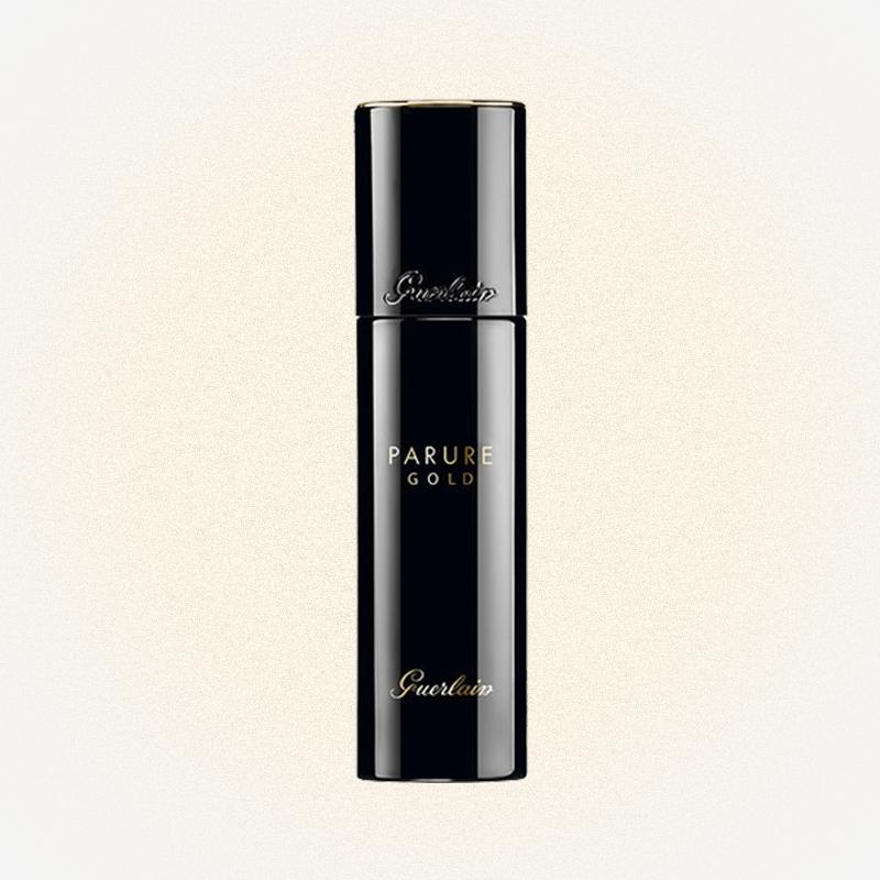 Разглаживающее тональное средство GUERLAIN parure gold