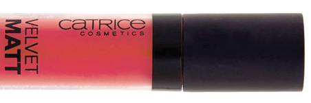 Velvet Matt Lip Cream CATRICE