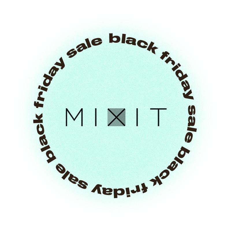 Черная пятница Mixit