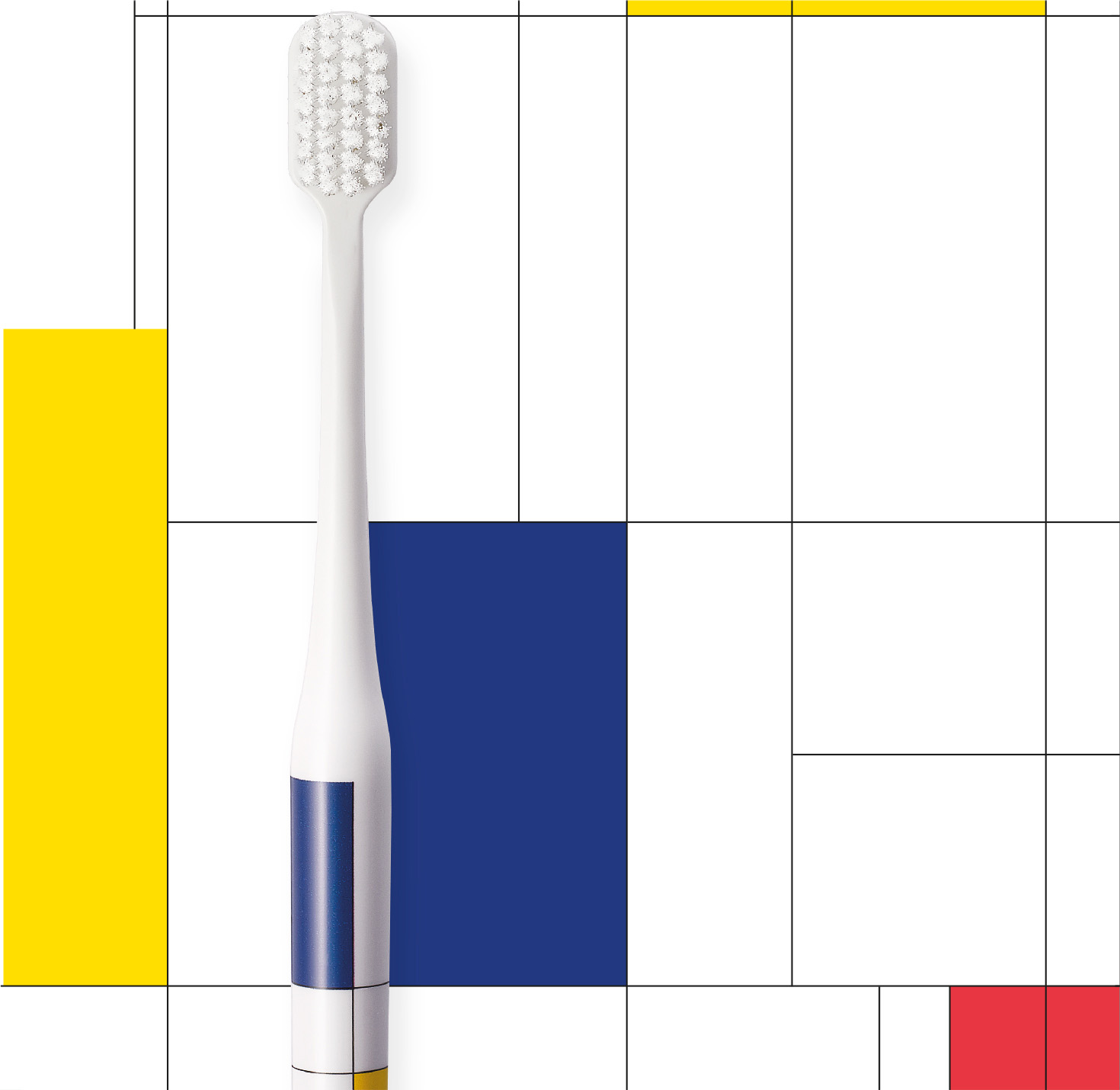 Зубные кисти Abstraction Brush Collection, Montcarotte