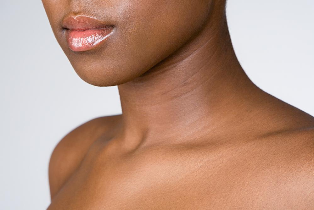 Кольца Венеры на шее