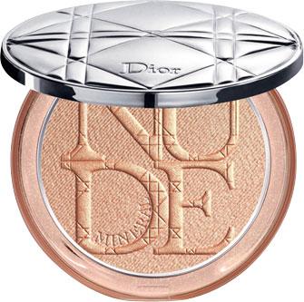 Пудра-хайлайтер Diorskin Mineral Nude Luminizer, Dior