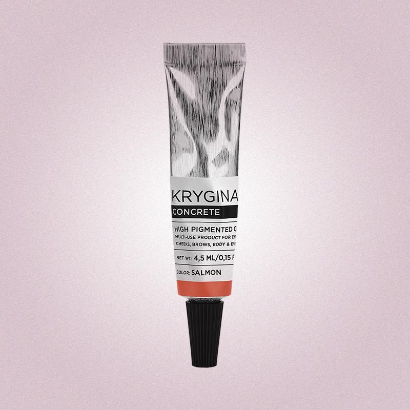 Кремовый пигмент Concrete от Krygina Cosmetics