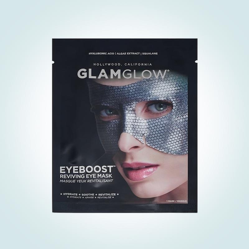 Маска на глаза Eyeboost Reviving Eye Mask, Glamglow