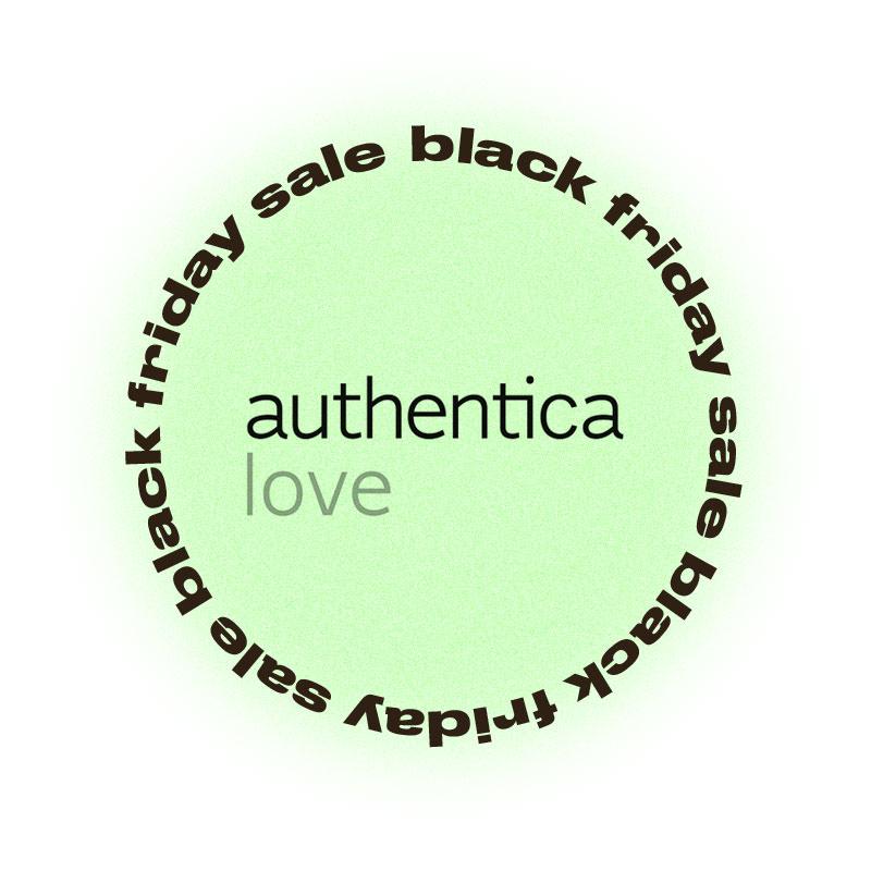Черная пятница Authentica.love