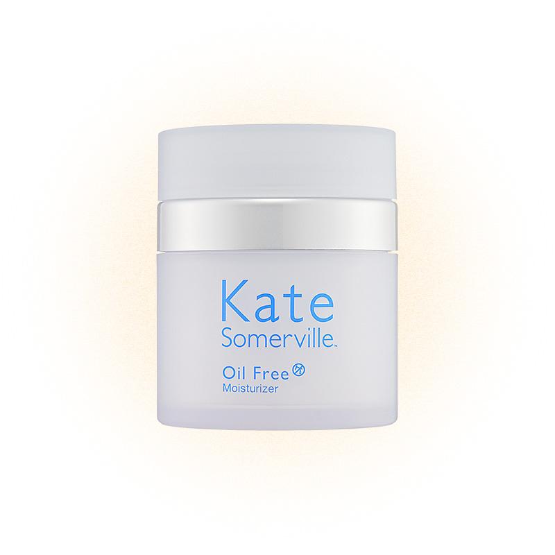 Oil-free moisturizer, Kate Somerville
