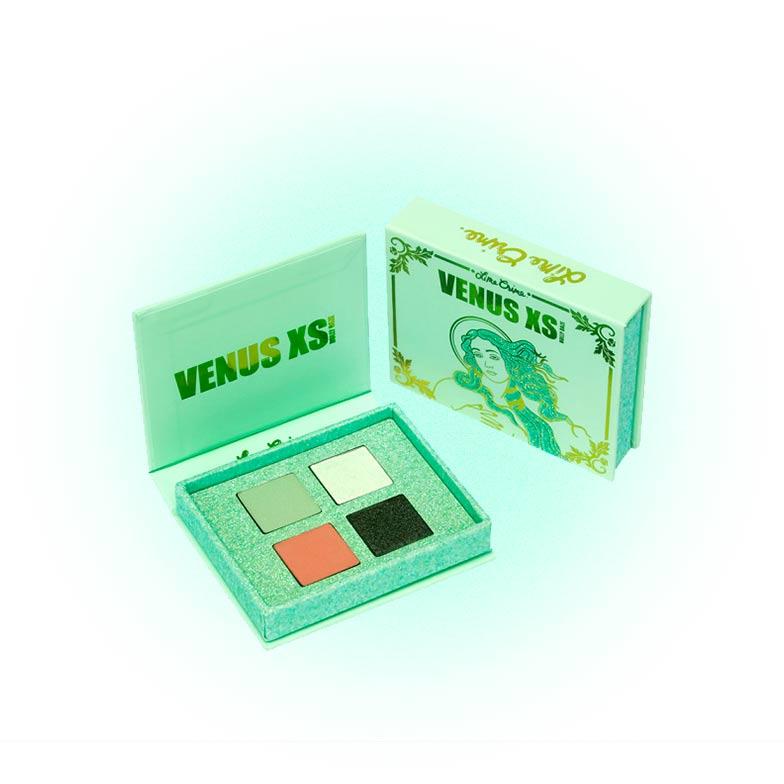 Палетка теней Venus XS: Holly Daze, Lime Crime