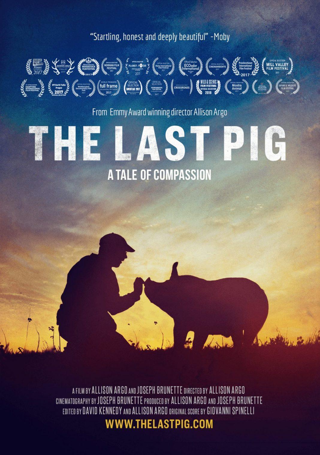 Последняя свинья (The Last Pig), 2017