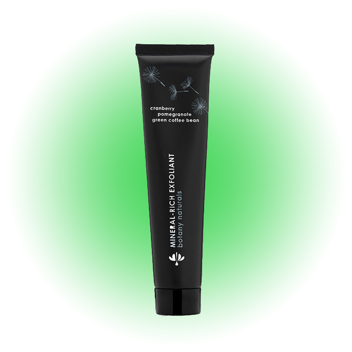 Скраб-эксфолиант Mineral-Rich, Botany Essentials