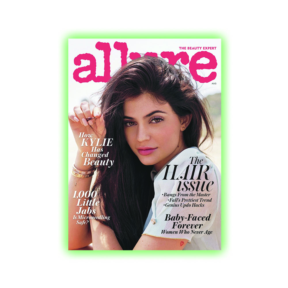Журнал Allure