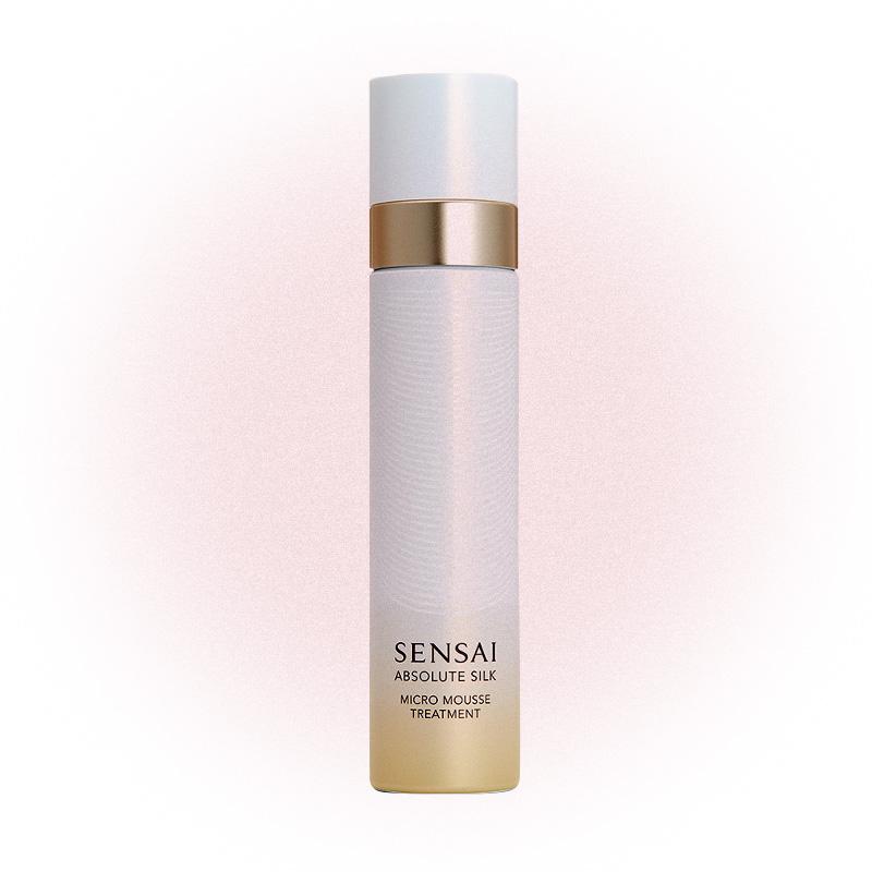 Мусс Absolute Silk Micro Mousse Treatment, Sensai
