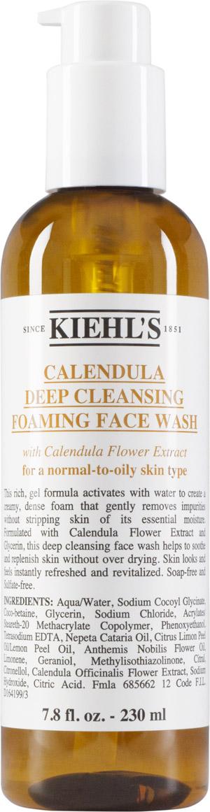 Очищающая гель-пена  Calendula Deep Cleansing Foaming,  Kiehl's