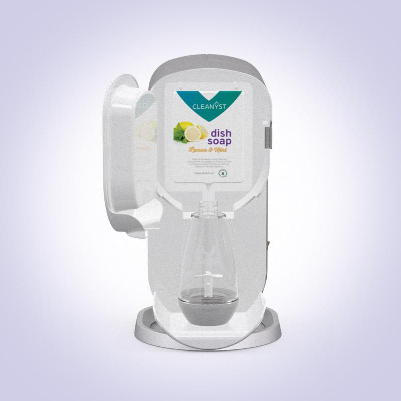 Автомат для смешивания моющих средств, Cleanyst