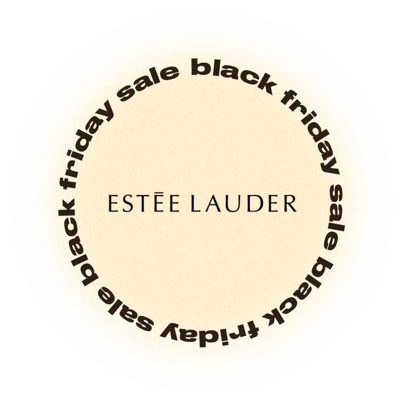 Черная пятница Estee Lauder
