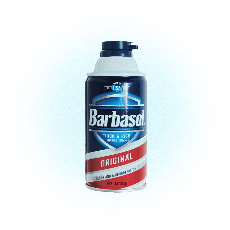 Крем-пена для бритья Original, Barbasol