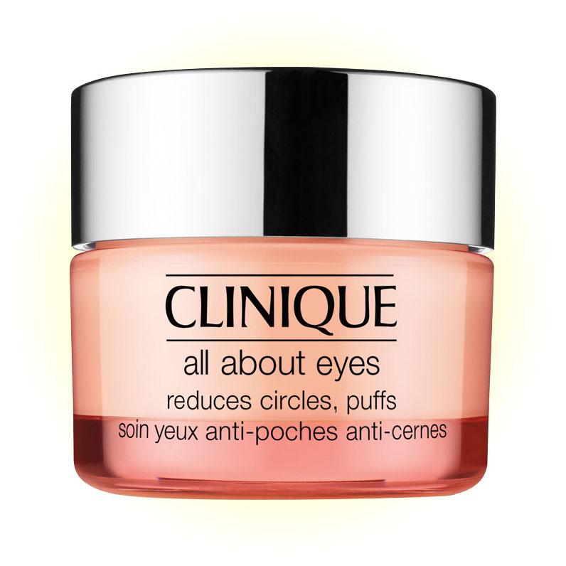 Средства для ухода за кожей вокруг глаз All About Eyes, Clinique