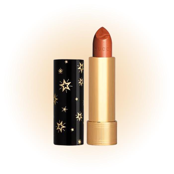 Помада Rouge à Lèvres Gothique, Letty Orange, Gucci