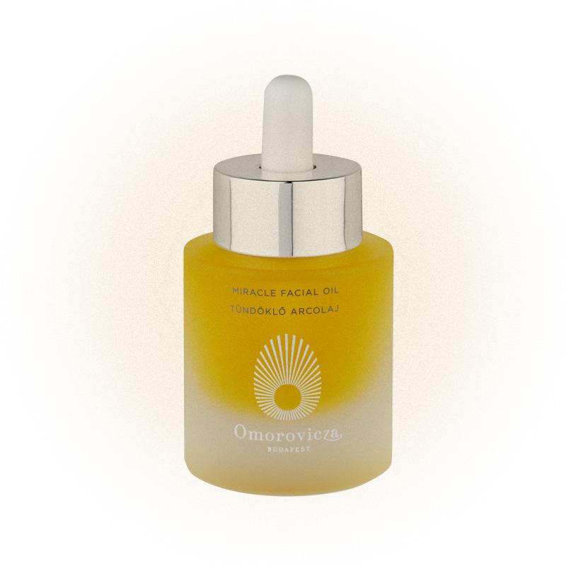 Масло для лица и шеи Miracle Facial Oil, Omorovicza