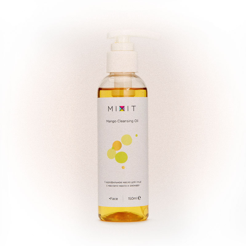 MIXIT mango cleansing oil