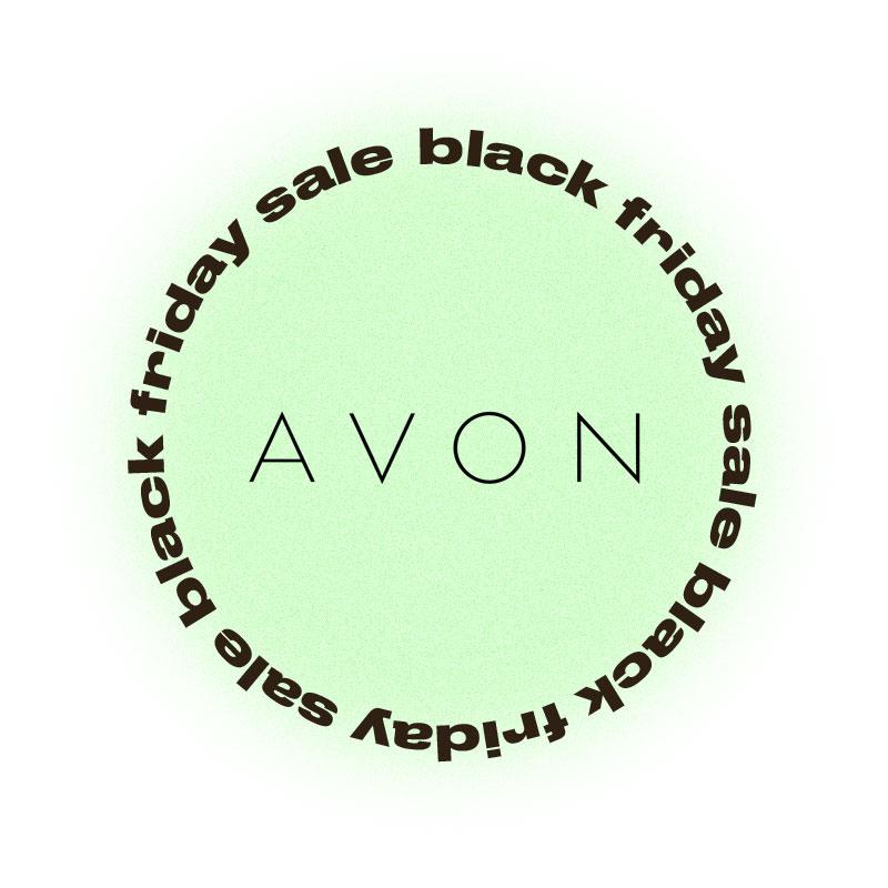 Черная пятница Avon