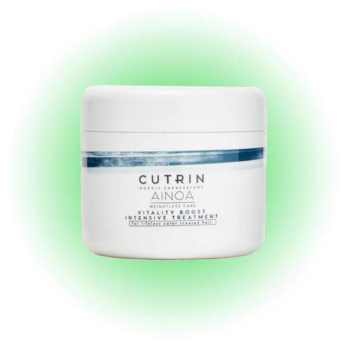Маска для сохранения цвета волос Color Boost, Cutrin
