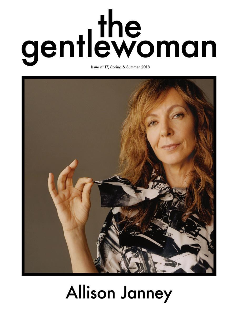 Обложка the gentltwoman