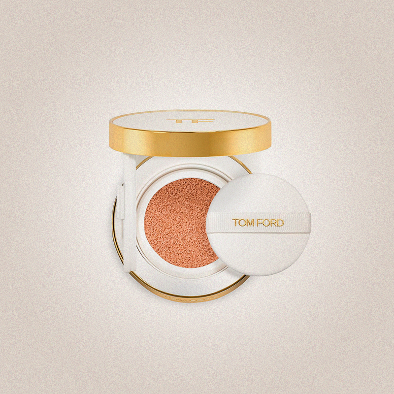 Glow Tone Up Foundation SPF 45 Hydrating Cushion Compact, Tom Ford