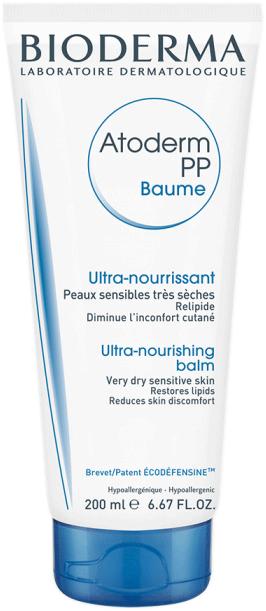 Бальзам для атопичной кожи PP Baume, Atoderm, Bioderma