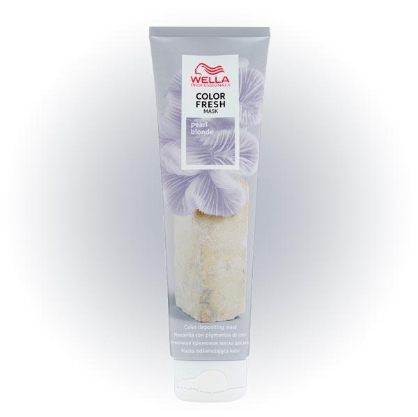 Оттеночная кремовая маска для временного освежения цвета Color Fresh Mask Pearl Blonde, Wella Professionals