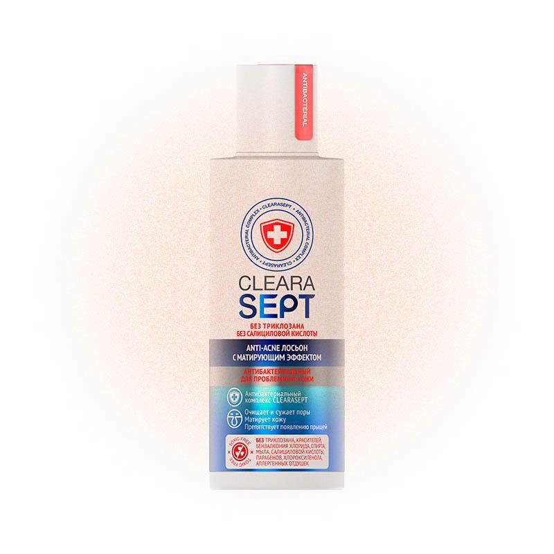 Лосьон Clearasept Anti-acne, SwissPharm Cosmetics