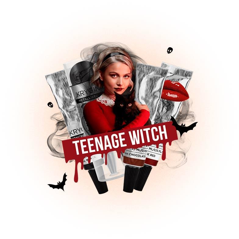 Набор Teenage Witch, Krygina Cosmetics