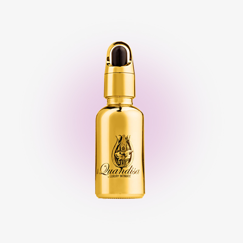 Натуральное масло для интимного ухода Luxury Intimate, Li Quandisa