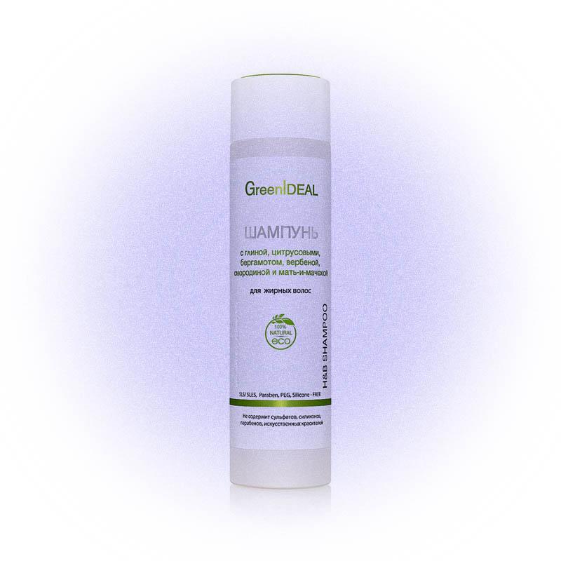 GreenIdeal H&B Shampoo шампунь