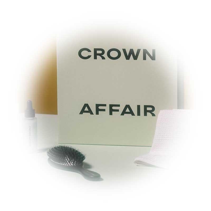 Уход за волосами, Crown Affair