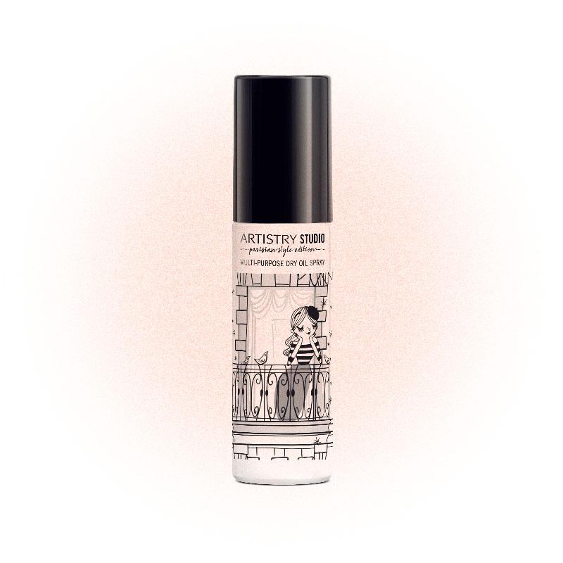 Multi-purpose Dry Oil Spray, Artistry Studio