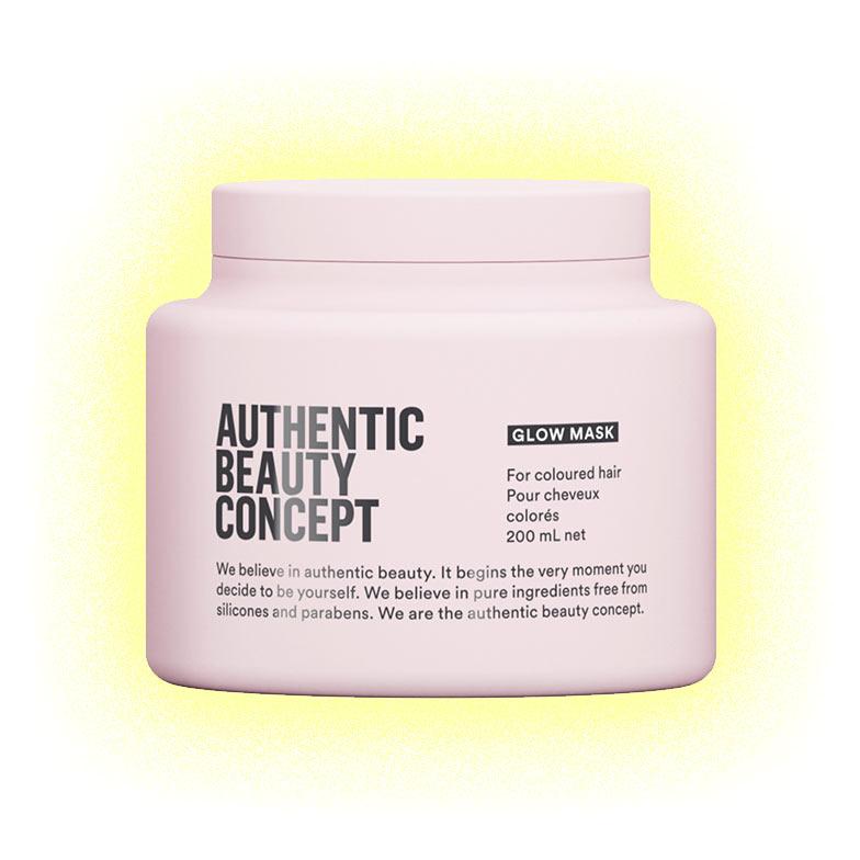 Маска для сияния волос Glow Mask, Authentic Beauty Concept