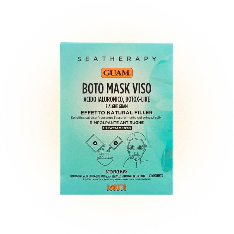 Маска для лица Boto Mask Viso Pack, Guam