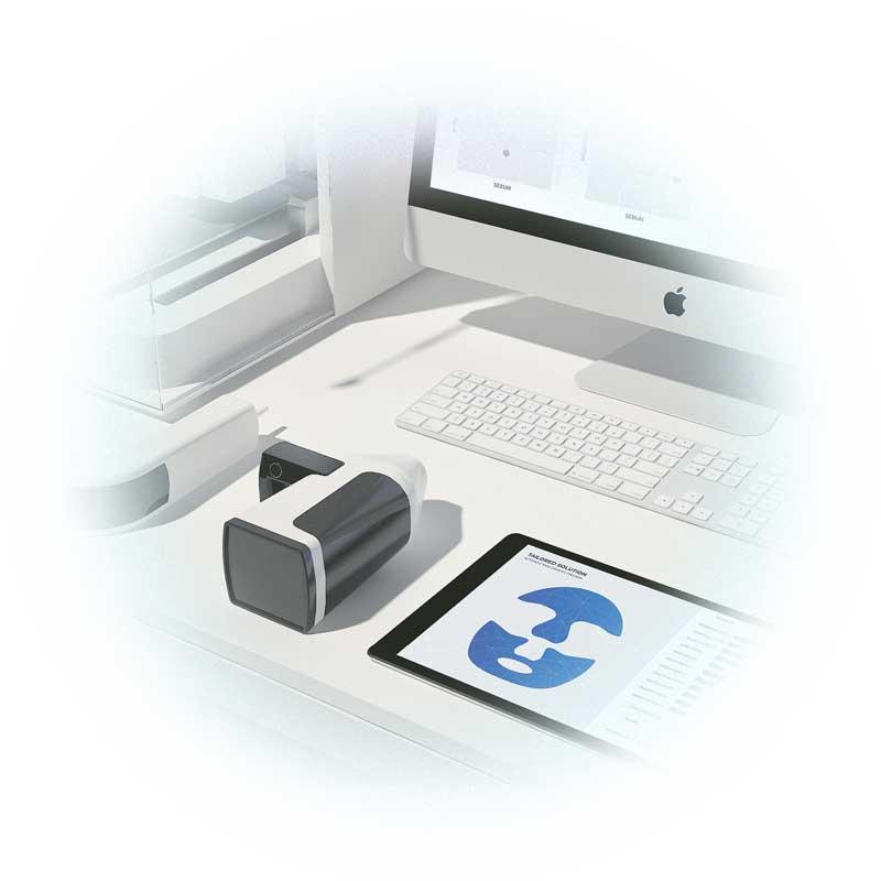 Принтер для печати масок, IOPE