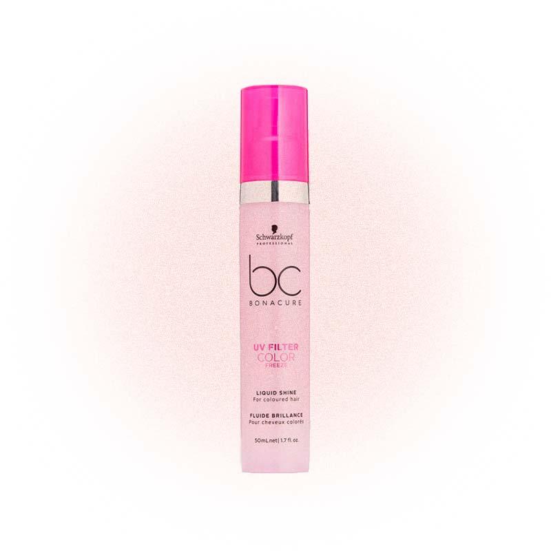 Сыворотка для блеска, Bonacure UV Filter Color Freeze, Schwarzkopf Professional