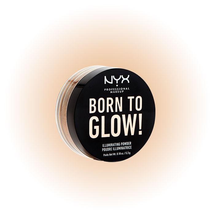 Born To Glow Illuminating Powder, NYX Professional Makeup