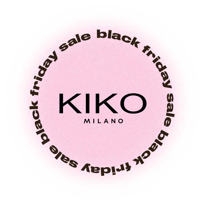 Черная пятница Кiko Мilano